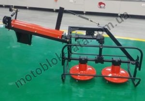 Боковая косилка для трактора Т-1200 (ременная)
